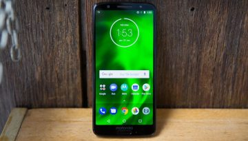 Moto g6 launched in india at 24,599INR