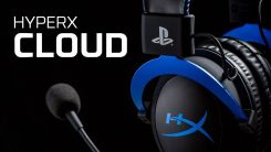 HyperX Launches Cloud Gaming Headset for PlayStation 4 in India